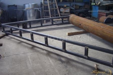 Kovové konštrukcie