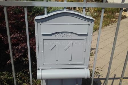Doplnky exteriérové - Poštové schránky